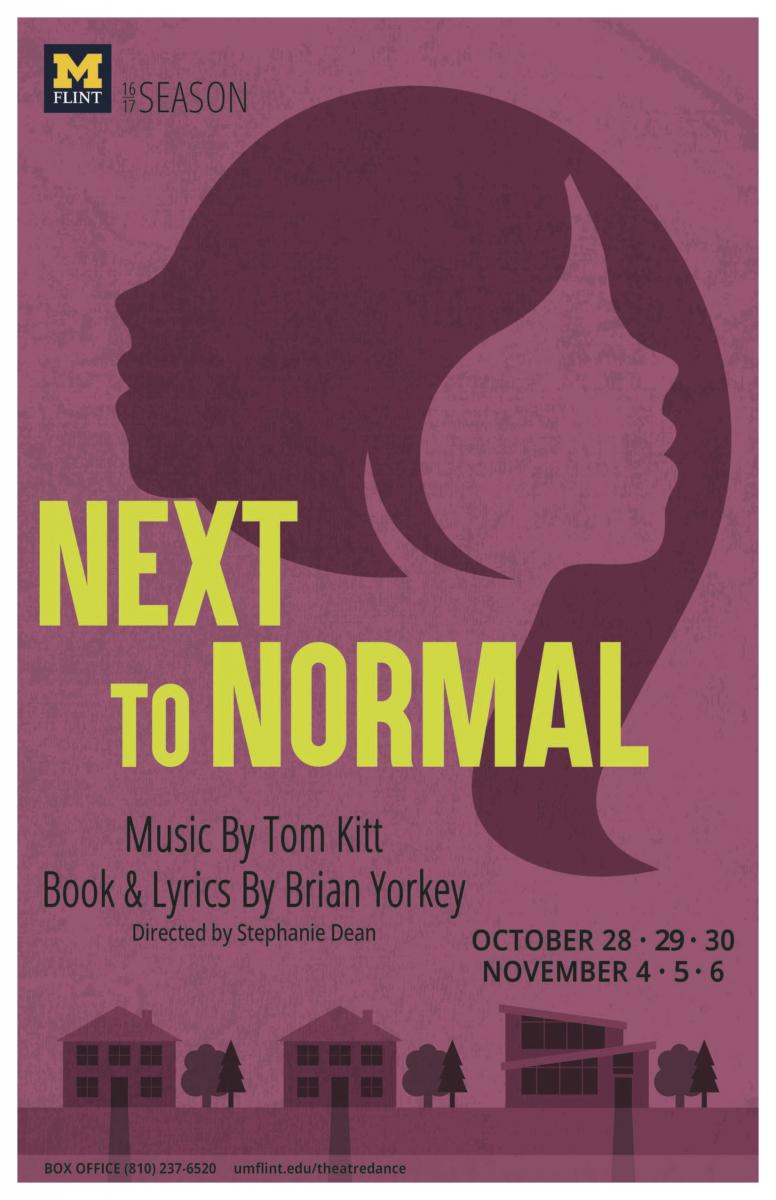 Next To Normal Book